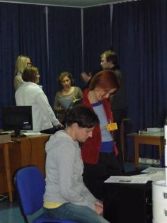 NCBJ - zajęcia dla młodzieży