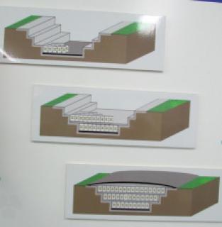 Przykładowe składowanie odpadów promieniotwórczych