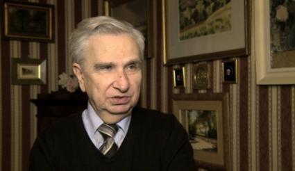 Profesor Ludwik Dobrzyński