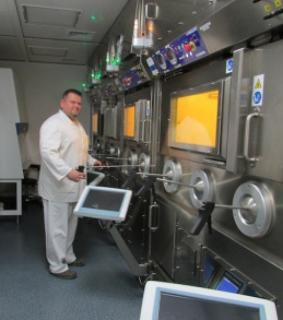 Produkcja izotopów dla medycyny