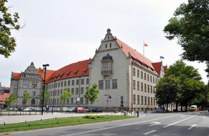 Budynek główny Politechniki Wrocławskiej