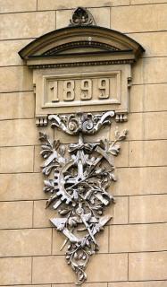 Data rozpoczęcia budowy Gmachu Głównego Politechniki Warszawskiej