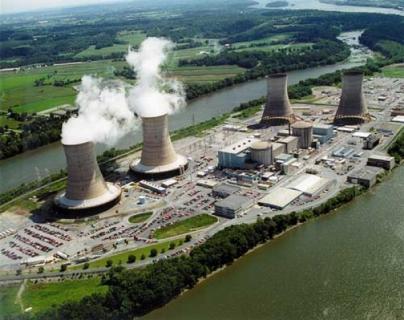 Elektrownia TMI obecnie